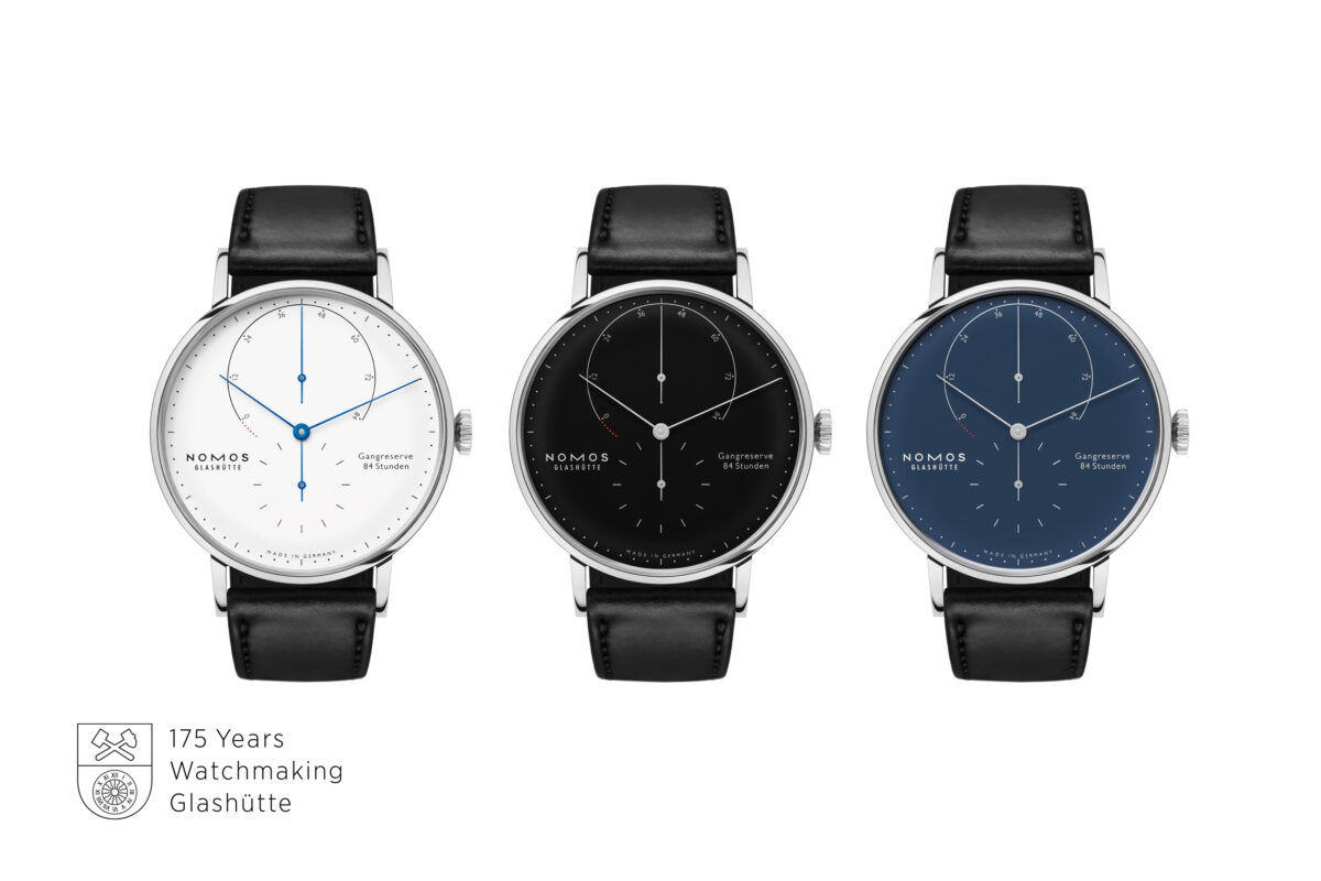 NOMOS Lambda 175 Years Watchmaking Glashütte